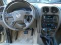 Dashboard of 2005 Rainier CXL AWD