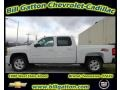 2012 Summit White Chevrolet Silverado 1500 LT Crew Cab 4x4  photo #1