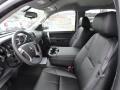 2012 Summit White Chevrolet Silverado 1500 LT Crew Cab 4x4  photo #5