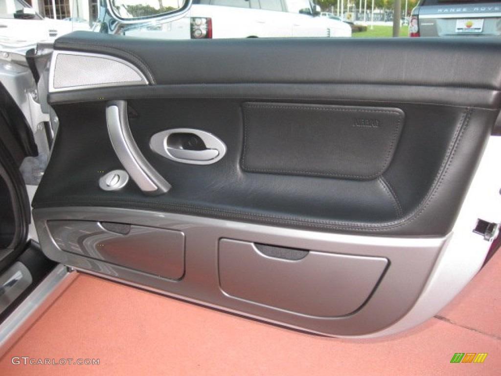 2001 Bmw Z8 Roadster Black Door Panel Photo 56946683