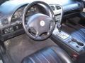 2003 Lincoln LS Black Interior Prime Interior Photo
