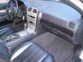 2003 Lincoln LS Black Interior Dashboard Photo