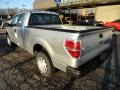 Ingot Silver Metallic - F150 XL SuperCab Photo No. 2