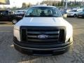 2012 F150 XL SuperCab Ingot Silver Metallic