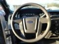 2012 F150 XL SuperCab Steering Wheel