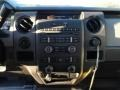 Controls of 2012 F150 XL SuperCab