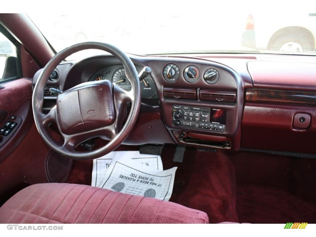 1998 Chevrolet Lumina Standard Lumina Model Dashboard Photos ...