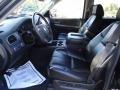 Ebony 2007 Chevrolet Tahoe Interiors