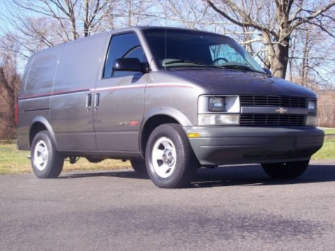 2002 Chevrolet Astro AWD Commercial Van Data, Info and Specs