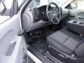 2012 Summit White Chevrolet Silverado 1500 Work Truck Regular Cab 4x4  photo #7