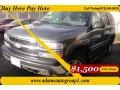 Medium Charcoal Gray Metallic 2002 Chevrolet Tahoe Gallery