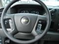 2012 Silver Ice Metallic Chevrolet Silverado 1500 LS Extended Cab 4x4  photo #18