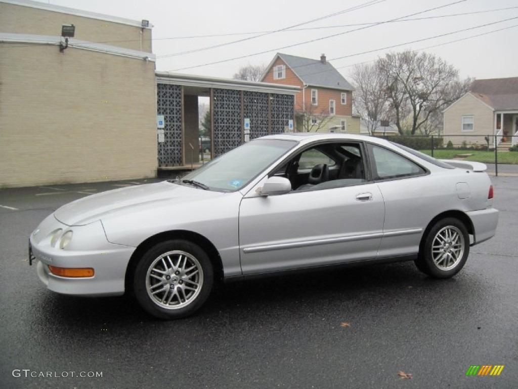 2000 Vogue Silver Metallic Acura Integra GS Coupe #57001532 ...