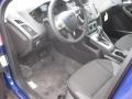 2012 Sonic Blue Metallic Ford Focus SE 5-Door  photo #9