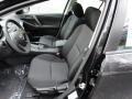 2012 MAZDA3 i Touring 4 Door Black Interior
