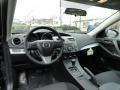Dashboard of 2012 MAZDA3 i Touring 4 Door