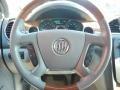 Dark Titanium/Titanium Steering Wheel Photo for 2009 Buick Enclave #57019934
