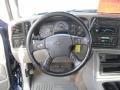 Medium Gray Steering Wheel Photo for 2006 Chevrolet Silverado 1500 #57023069