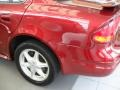 Ruby Red Metallic - Alero GL Sedan Photo No. 5