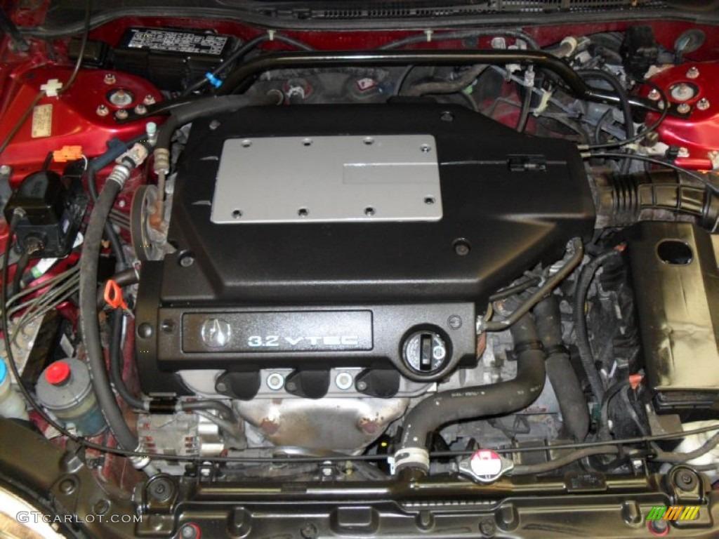 2001 Acura TL 3.2 3.2 Liter SOHC 24-Valve VTEC V6 Engine