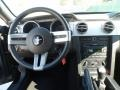 Dark Charcoal Dashboard Photo for 2007 Ford Mustang #57028115