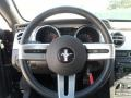 Dark Charcoal Steering Wheel Photo for 2007 Ford Mustang #57028151