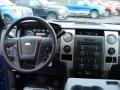 Dashboard of 2012 F150 XLT SuperCrew 4x4