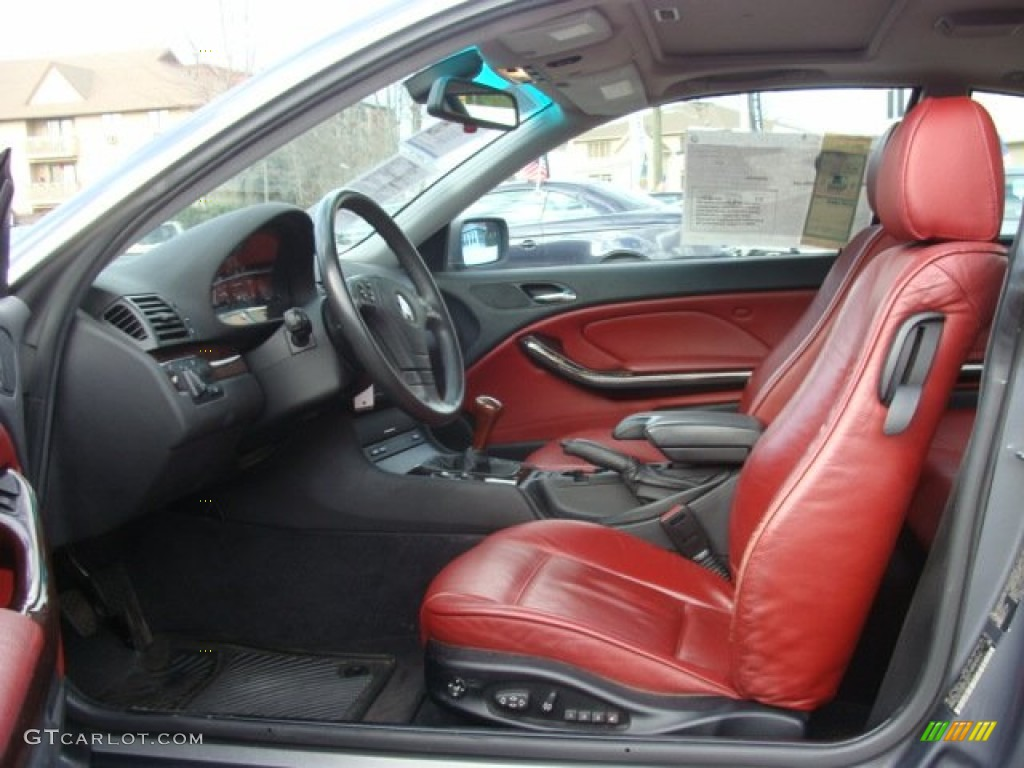 Bmw Red Interior Tanin Red Interior 2000 Bmw 3