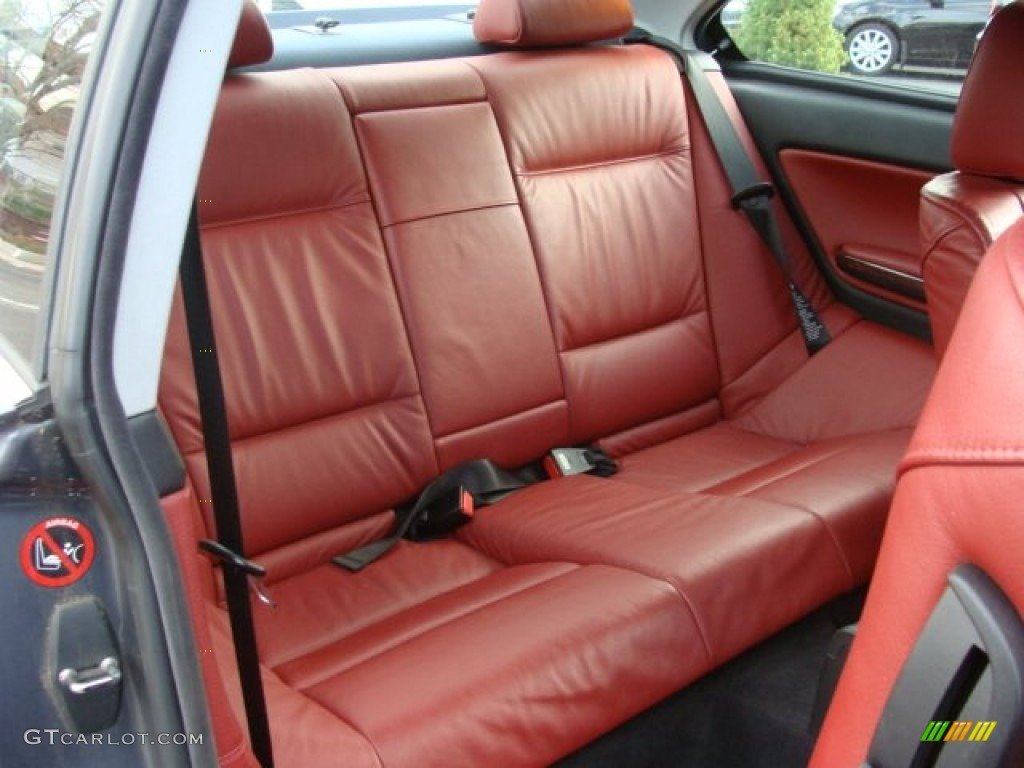 Tanin Red Interior 2000 Bmw 3 Series 328i Coupe Photo 57046724
