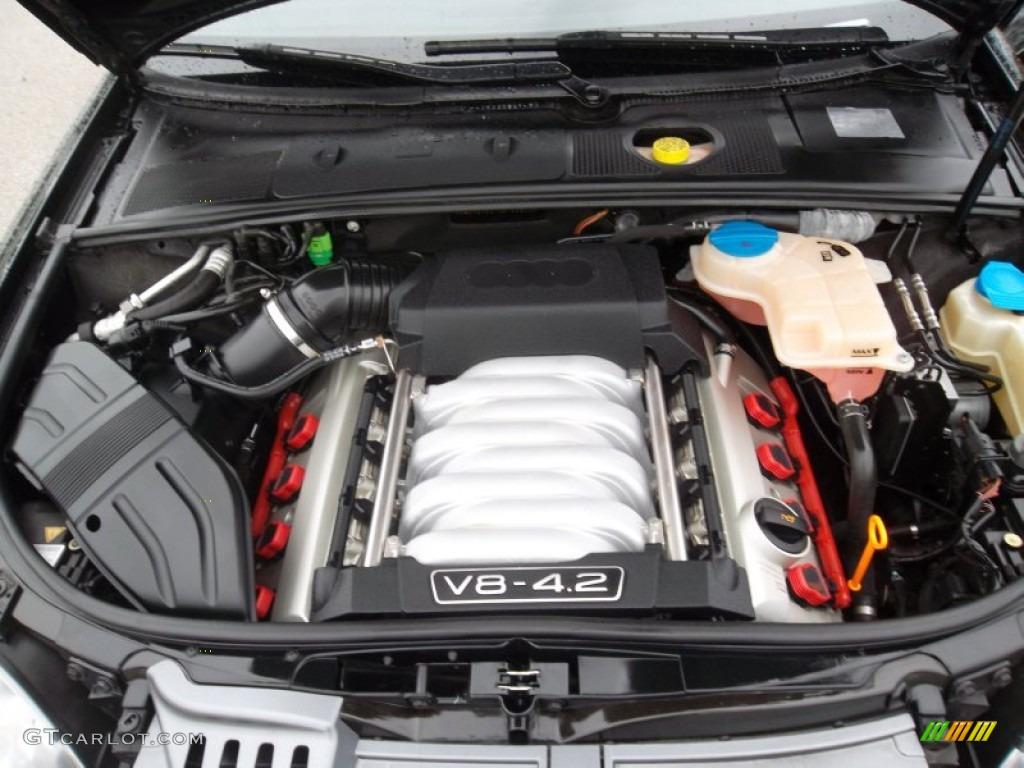 Kelebihan Kekurangan Audi 4.2 V8 Tangguh