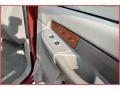 2007 Inferno Red Crystal Pearl Dodge Ram 3500 Laramie Mega Cab 4x4 Dually  photo #26