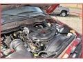 2007 Inferno Red Crystal Pearl Dodge Ram 3500 Laramie Mega Cab 4x4 Dually  photo #29