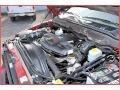 2007 Inferno Red Crystal Pearl Dodge Ram 3500 Laramie Mega Cab 4x4 Dually  photo #31