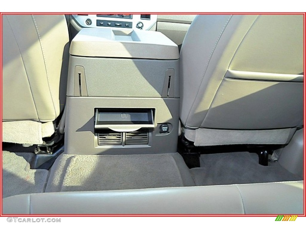 2007 Ram 3500 Laramie Mega Cab 4x4 Dually - Inferno Red Crystal Pearl / Medium Slate Gray photo #34