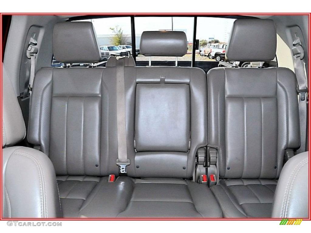 2007 Ram 3500 Laramie Mega Cab 4x4 Dually - Inferno Red Crystal Pearl / Medium Slate Gray photo #40