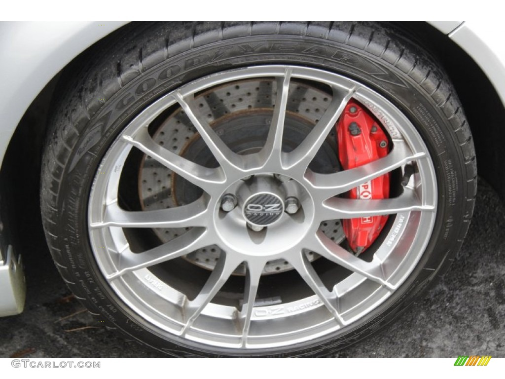 2004 Volkswagen R32 Standard R32 Model Custom Wheels Photo