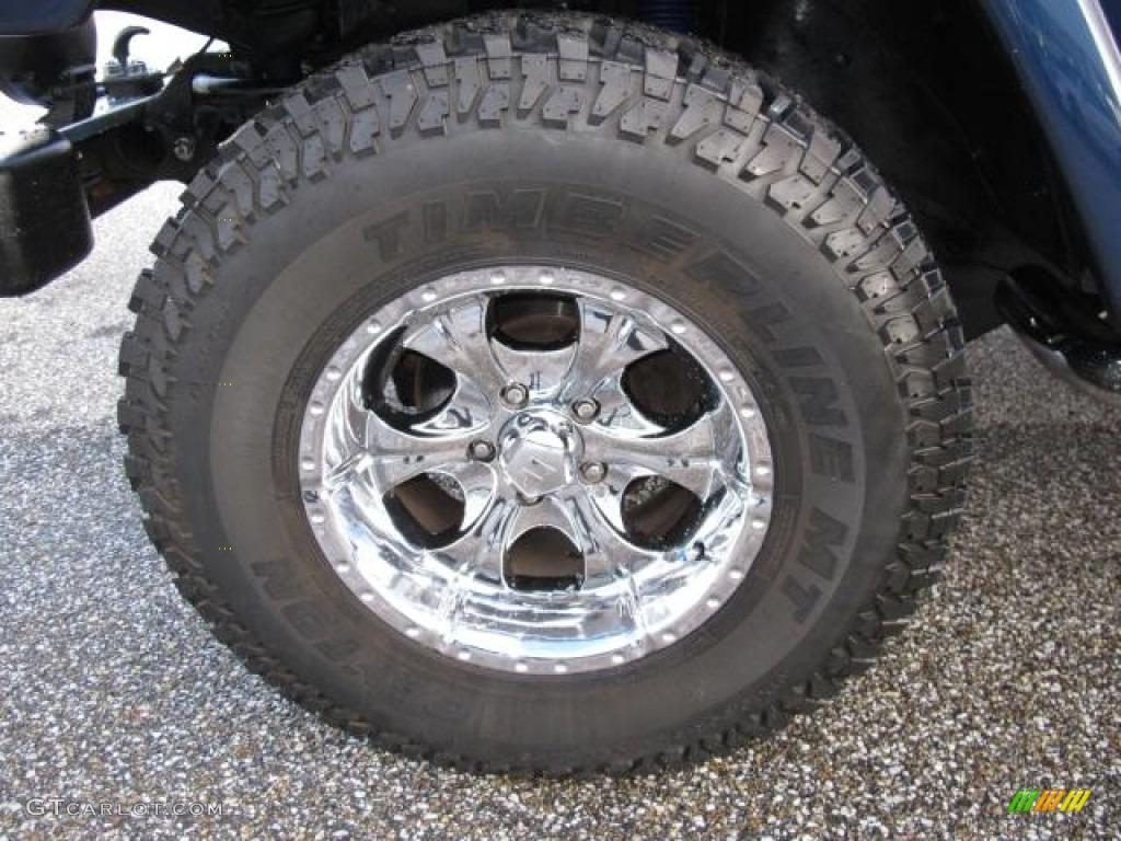 2005 Jeep Wrangler Unlimited 4x4 Custom Wheels Photo ...