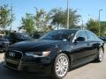 Brilliant Black 2012 Audi A6 Gallery