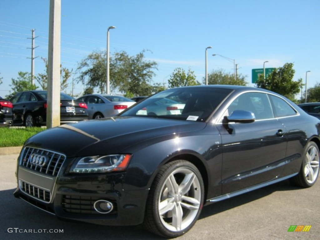 2012 moonlight blue metallic audi s5 42 fsi quattro coupe