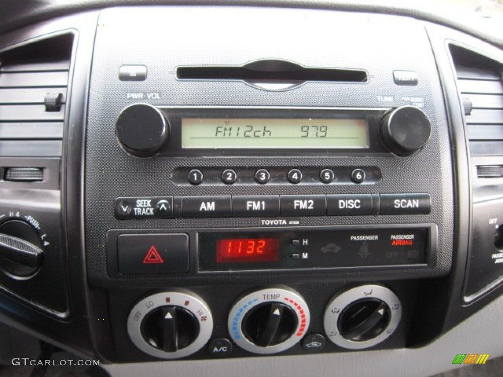 2007 Toyota Tacoma Access Cab News >> 2007 Toyota Tacoma Access Cab 4x4 Controls Photo #57074060 | GTCarLot.com