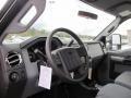 2012 Vermillion Red Ford F250 Super Duty XLT Regular Cab 4x4  photo #12