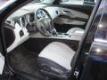 Jet Black/Light Titanium Interior Photo for 2010 Chevrolet Equinox #57079478