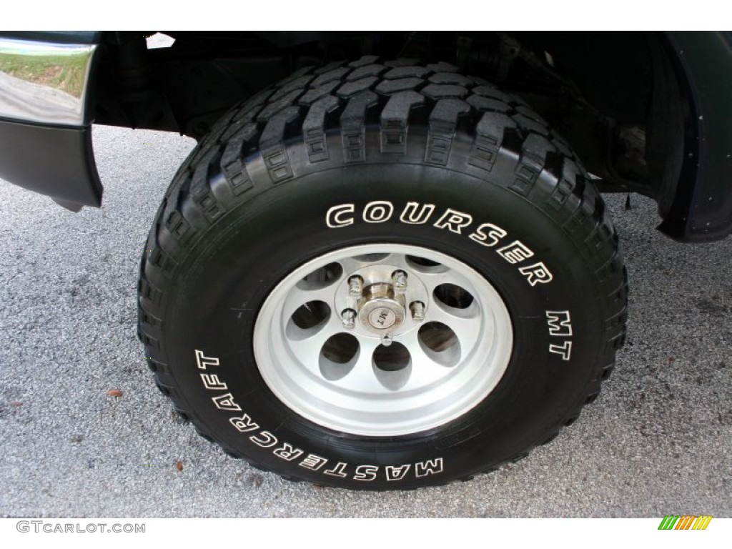 ford  xlt supercrew  custom wheels photo  gtcarlotcom