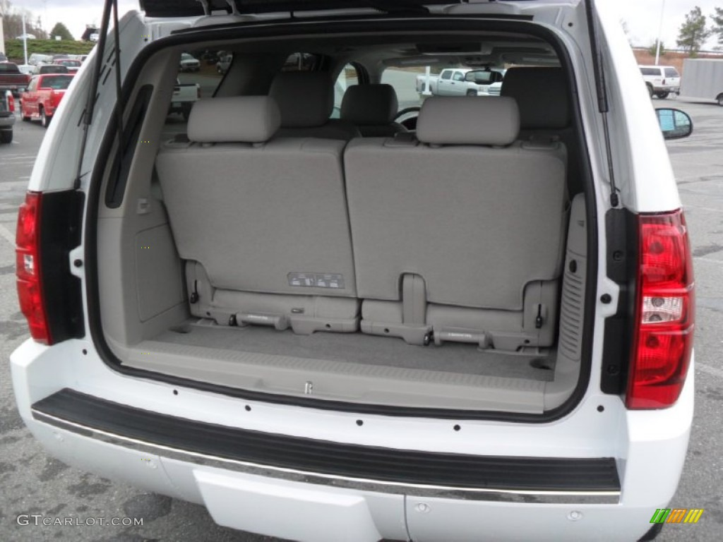 2012 Chevrolet Tahoe LTZ Trunk Photos | GTCarLot.com