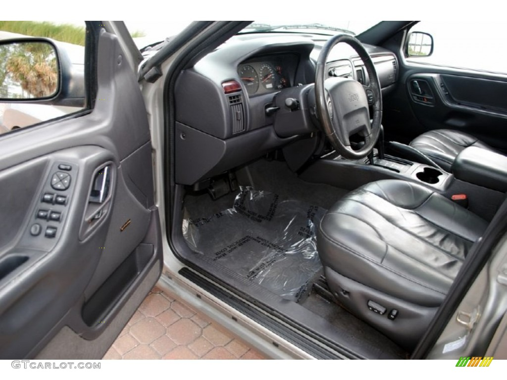 Delightful 2000 Jeep Grand Cherokee Laredo 4x4 Interior Photo #57082397 Awesome Ideas