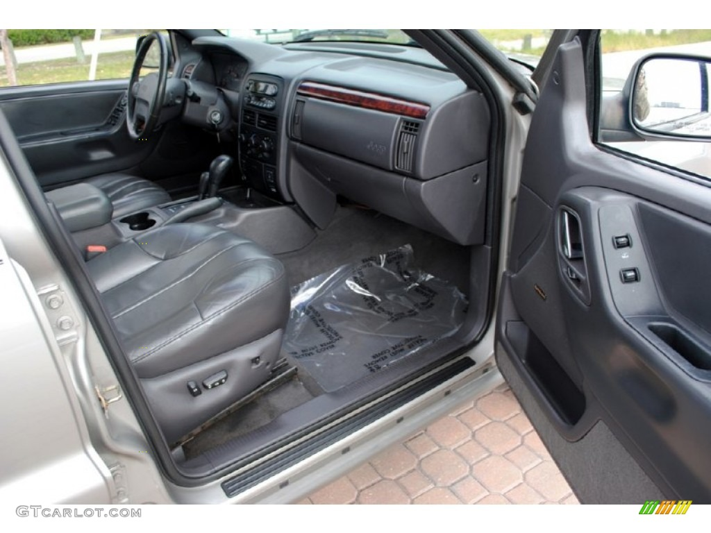 Exceptional 2000 Jeep Grand Cherokee Laredo 4x4 Interior Photo #57082406 Design Ideas