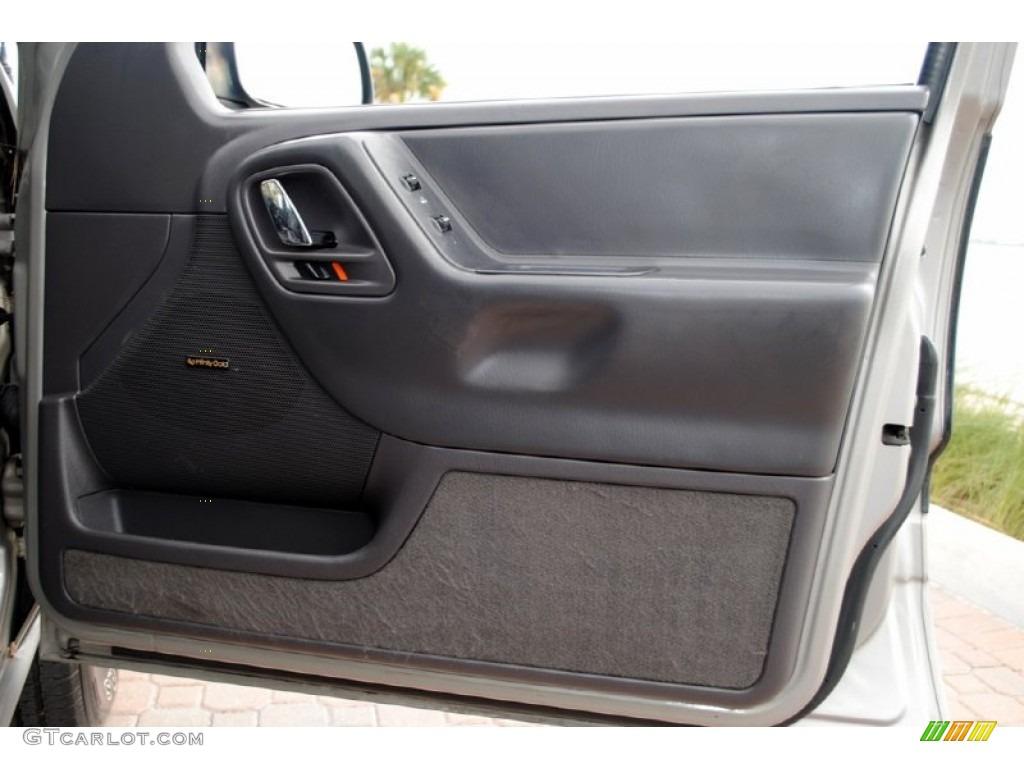 2000 Jeep Grand Cherokee Laredo 4x4 Agate Door Panel Photo 57082424