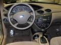 Medium Parchment 2002 Ford Focus Interiors