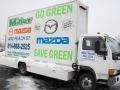 White - UD 1400 Mobile Billboard Truck Photo No. 6