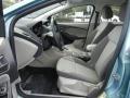 2012 Frosted Glass Metallic Ford Focus SE Sedan  photo #5